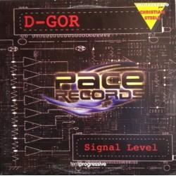 D-Gor – Signal Level (SELLO TEMPROGRESSIVE)