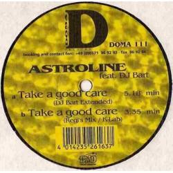 Astroline Feat. DJ Bart – Take Good Care (BUSCADISIMO¡¡)