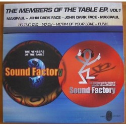The Members Of The Table EP Vol. 1