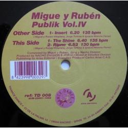 Migue Y Rubén – Publik Vol.IV