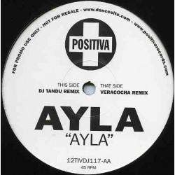 Ayla – Ayla (Remixes EDICIÓN UK)