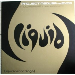 Project Medusa vs. Exor ‎– Moonshine (The Remixes)