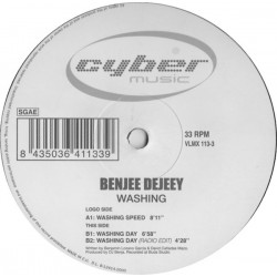 Benjee Dejeey ‎– Washing
