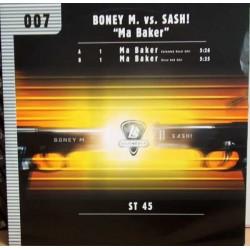 Boney M. vs. Sash – Ma Baker