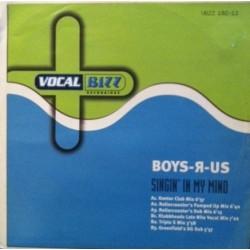 Boyz-R-Us – Singin' In My Mind (EDICIÓN HOLANDESA)