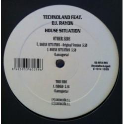 Technoland feat. DJ. Rayon – House Situation