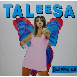 Taleesa - Burning Up(2 MANO,JOYITA¡¡ COPIA IMPORT¡¡¡)