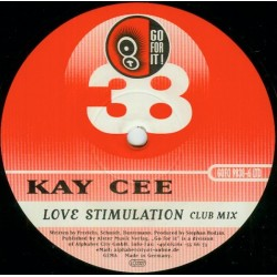 Kay Cee - Escape  Love Stimulation(PROGRESIVO CLÁSICO¡¡)