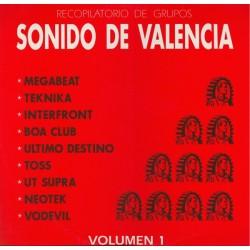 Sonido De Valencia Volumen 1