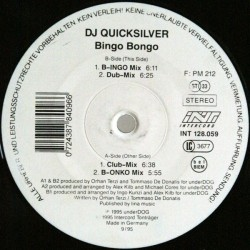DJ Quicksilver – Bingo Bongo