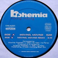 Bohemia - Moving, Moving