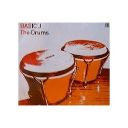 Basic J ‎– The Drums /  Mendoça Do Rio ‎– Magalenha