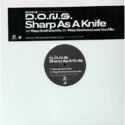 DONS. ‎– Sharp As A Knife