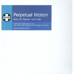 Perpetual Motion ‎– Keep On Dancin (DISCO DOBLE)