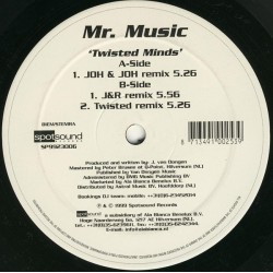 Mr. Music – Twisted Minds