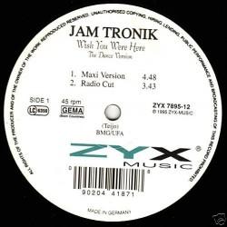 Jam Tronik – Wish You Were Here