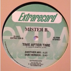 Mister B ‎– Time After Time