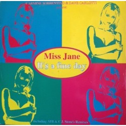 Miss Jane – It's A Fine Day