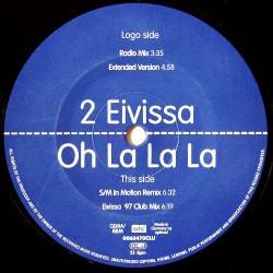 2 Eivissa – Oh La La La