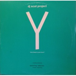 DJ Scot Project ‎– Y (How Deep Is Your Love)