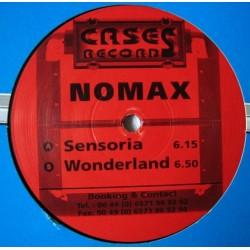 Nomax – Sensoria / Wonderland
