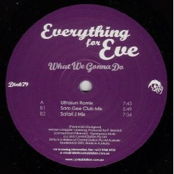 Everything For Eve ‎– What We Gonna Do