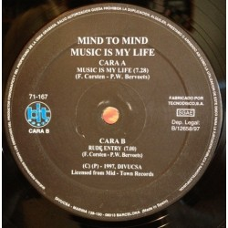 Mind To Mind – Music Is My Life