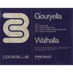 Gouryella - Walhalla (EDICIÓN HOLANDESA)