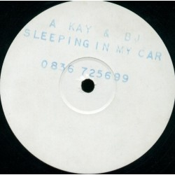 A Kay BJ - Sleeping In My Car