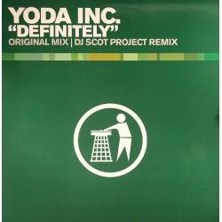 Yoda Inc – Definitely