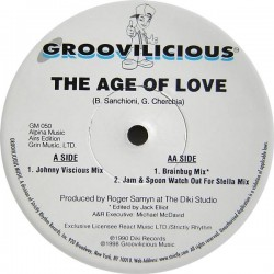 The Age Of Love ‎– The Age Of Love