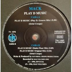 Mack – Play D Music