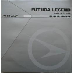 Futura Legend Featuring Christine – Restless Nature