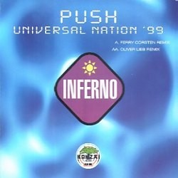 Push – Universal Nation (EDICIÓN INGLESA)