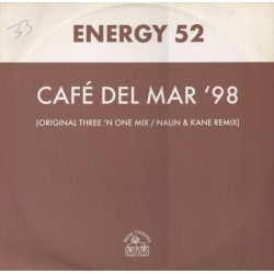 Energy 52 - Café Del Mar(ORIGINAL IMPORT¡¡)