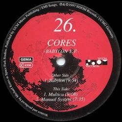 Cores – Babylon EP