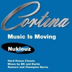 Cortina ‎– Music Is Moving (REMIX BK¡¡)