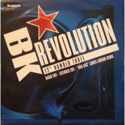 BK ‎– Revolution (Number 3)