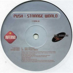 Push ‎– Strange World