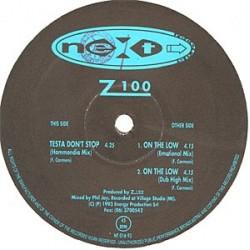 Z100 – Testa Don't Stop
