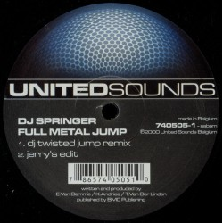 DJ Springer – Full Metal Jump