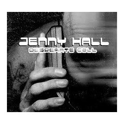 Jenny Hall - Desperate Call (BLANCO Y NEGRO)