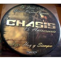 Juan Cruz vs. Gerard Requena Presents Chasis – 15º Aniversario : Ayer, Hoy Y Siempre