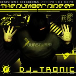 DJ Tronic ‎– The Number Nine EP
