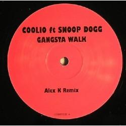 Coolio Ft. Snoop Dogg / Tall Paul – Gangsta Walk / Rock Da House (Alex K Remixes)