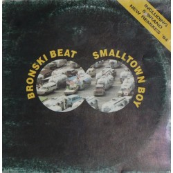 Bronski Beat ‎– Smalltown Boy ('94 Remixes)