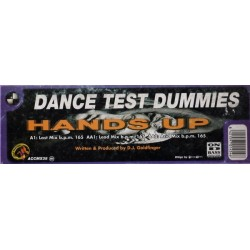 Dance Test Dummies - Hands Up
