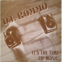 DJ Rommo ‎– It's The Time Of Music