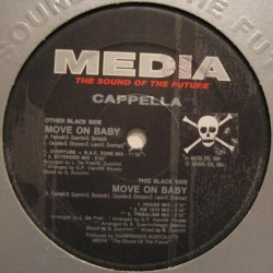 Cappella ‎– Move On Baby (IMPORT)