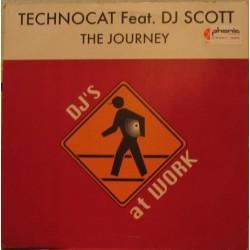 Technocat Feat. DJ Scott – The Journey